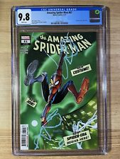 Amazing Spider-Man #61 (2021 Marvel Comics) 1st Print CGC 9.8