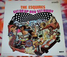 THE ESQUIRES Get On Up And Get Away BUNKY RECORDS 1967 VG++ Doo Wop