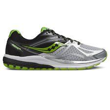 Zapatillas de deporte grises de goma para hombre