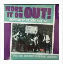 VA. NORTHWEST KILLERS #3  WORK IT ON OUT! - NORTON RECORDS - 1965-1966 LP