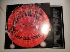 Yo soy la noche Pantera Vinilo Lp Album Triple vírica 1985 Heavy Metal nos del Club de Magia
