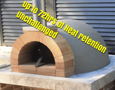 Pizza oven dome outdoor Courtyard woodfired wood fired DIY kit