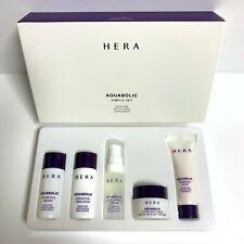 HERA Aquabolic Simple Set (Essential Water+Emulsion+Pearl Serum+Cream+Mask)
