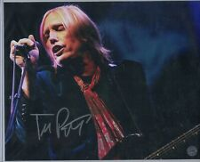 8 x 10 photo autographed by  tom petty