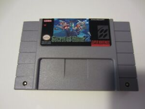 Secret of Mana 2 (English) SNES Super Nintendo Seiken Densetsu 3 RPG game cart
