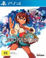 Indivisible Sony PS4 Fantasy Action RPG Platformer Game Playstation 4