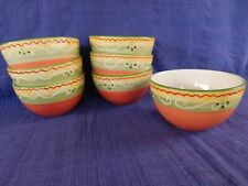 Pfaltzgraff Garden Sunrise SOUP BOWL 1 of 5 available have items to this set
