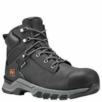 """Men's Timberland PRO HYPERCHARGE 6"""" Composite Safety Toe Work Shoes TB0A1Q5Q001"""