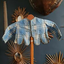 XIXè Rare Haut de Robe Enfant 1860 era Veste Victorian French Child Jacket 19thC