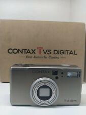 CONTAX T VS DIGITAL