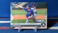 2021 Topps Now Walker Buehler Road to Opening Day #416 Los Angeles Dodgers