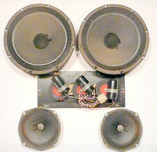 ROWE JUKEBOX R 86   Tested / Working SPEAKER SYSTEM w/ CROSSOVER