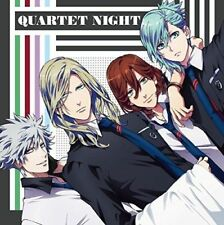 QUARTET NIGHT-NEW SINGLE: TITLE IS TO BE ANNOUNCED-JAPAN CD C41
