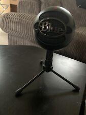 Blue Snowball USB Microphone - Black