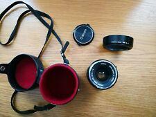 Canon Lens FD 35mm 1:2 breechlock FD -EF converted For canon EF, Fuji, Sony,....