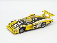 Solido SB 1/43 - Alpine Renault A442B Vincitore Le Mans 1978 N°2
