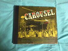 CAROUSEL: ORIGINAL BROADWAY CAST 5 LP SET RODGERS & HAMMERSTEIN DECCA NO. DA400