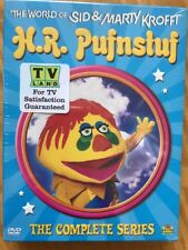 H.R. Pufnstuf - Boxed Set (DVD, 2003)