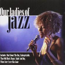 Our Ladies of Jazz/Various ~ Our Ladies of Jazz (Artiste), Various (Artiste) CD