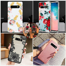 For Samsung Galaxy Note10 Plus S10 S10 S20 Case Shockproof Soft Bling Cute Cover