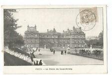 PARIS , LE PALAIS DU LUXEMBOURG