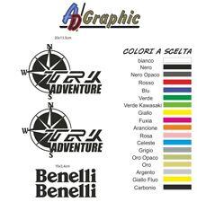 kit adesivi adesivo Stickers compatibile con benelli trk 502 x adventure bussola
