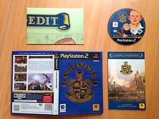 Canis Canem Edit (Playstation2/game/ver. EUR)