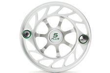 Hatch Gen 2 Finatic Extra Spool - Size 5 Plus Large Arbor - Clear/Green - New