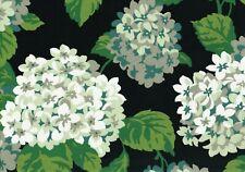 Magnolia Home Fabric Summer Wind Tuxedo Cotton Duck  Print  Drapery Upholstery