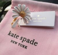 Kate Spade New York  into the bloom daisy Ring Size 7