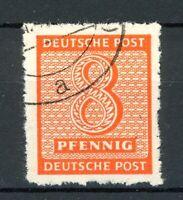 SBZ West-Sachsen MiNr. 118 GY postfrisch MNH geprüft Ströh (L038
