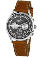 Jacques Lemans 1-2068B Retro Classic Chronograph Herren 41mm 5ATM