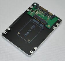 "Mini SATA mSATA SSD to 2.5"" 7mm Enclosure Case Converter Adapter Intel Samsung"