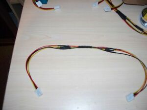 Amiga A500 A600 A1200 Power cable Approx 50 cm for * Gotek Drive *