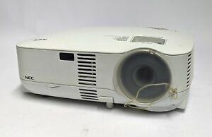NEC VT590 XGA 3LCD 2000 Lumens Portable Projector - 28 Lamp Hours