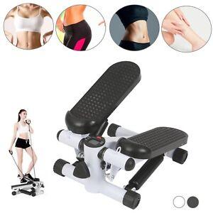 Aerobic Mini LCD Stepper Leg Toner Toning Workout Low Impact Gym Fitness Machine