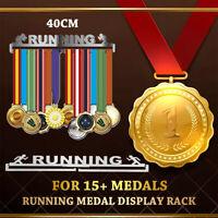 Medal Display Hanger Holder Display Rack Hook Running Sport Hold 15+ Medals +