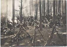 Orig. Foto Schweiz Dübendorf 1922 Militär Soldaten Uniform Gewehre CH Porret 281