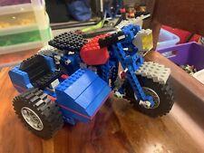 Original Lego Technic Motorcycle 857