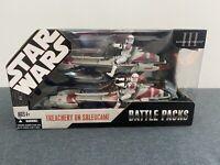 Treachery on Saleucami Battle Action Figure Hasbro Star Wars 30th Anniversary