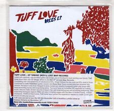 (HC622) Tuff Love, Dregs - 2015 DJ CD