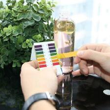 1-14 pH Wert Water Test Teststreifen Indikatorpapier Strips Wassertest 80 Stück