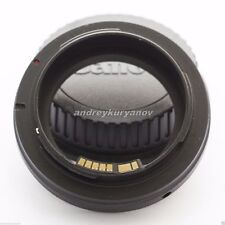 T2-Canon EOS EF Adapter with AF programmable chip-dandelion! NEW! Focus-trap.