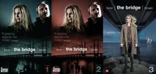 The Bridge Complete Swedish Crime TV Series Season 1-3 (1 2 & 3) NEW DVD SET