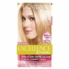 L'Oreal Paris Excellence Hair Colour 10 Natural Baby Blonde