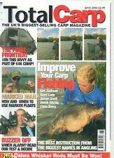 TOTAL CARP MAGAZINE - June 2003