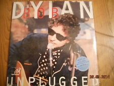 Bob Dylan - MTV Unplugged LP vinyl record sealed RARE NEW OOP