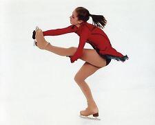 YULIA LIPNITSKAY RUSSIAN WINTER OLYMPICS 8X10 SPORTS PHOTO (E)