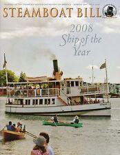 "#267 SS SANTA ROSA - ""Steamboat Bill"" Fall 2008 - SSHSA MAILS WORLDWIDE"