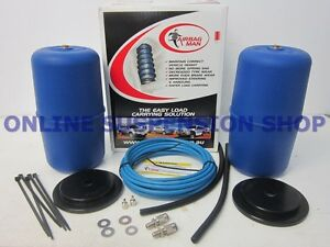 Suits Nissan Patrol Y62 2012 on FIRESTONE COILRITE Poly Air Bag Kit